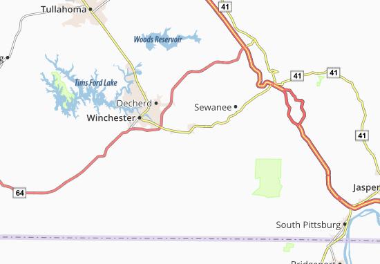 Cowan Map