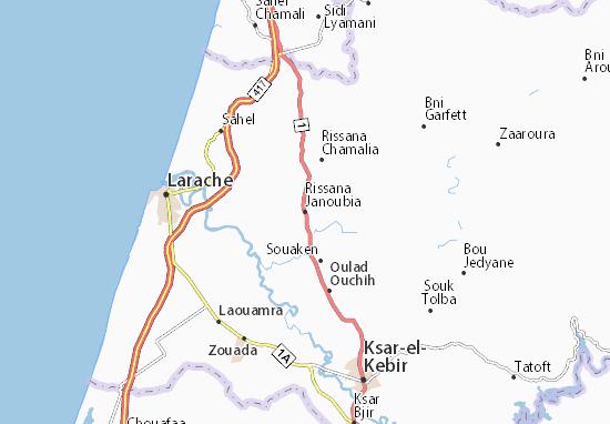Mapas-Planos Rissana Janoubia