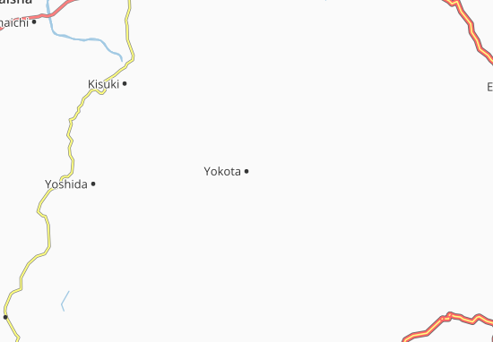 Yokota Map