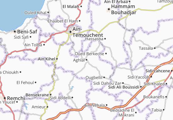 Carte-Plan Aghlal