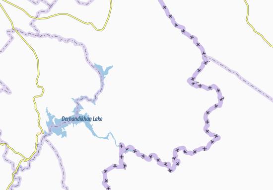 Mappe-Piantine Halabja