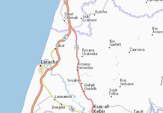 Mapas-Planos Rissana Chamalia