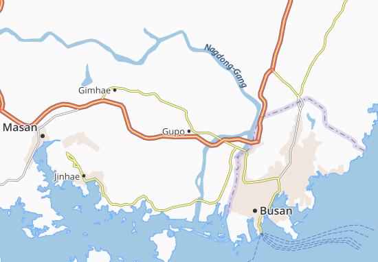 Gupo Map