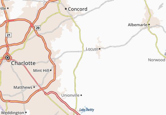 Mapas-Planos Midland