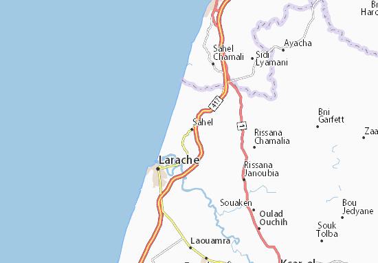 Mapas-Planos Sahel
