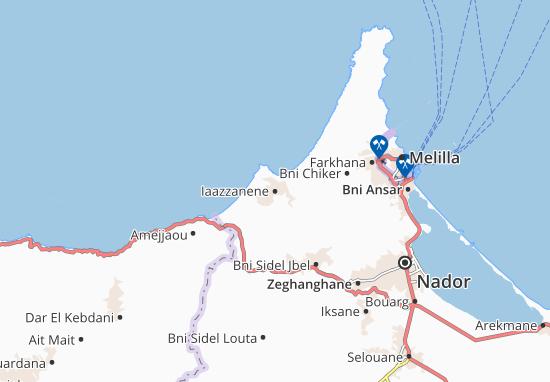 Mappe-Piantine Iaazzanene