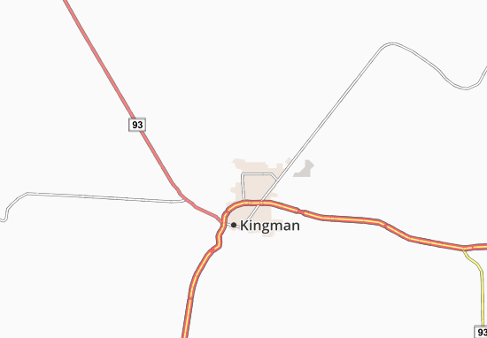 Mappe-Piantine New Kingman-Butler