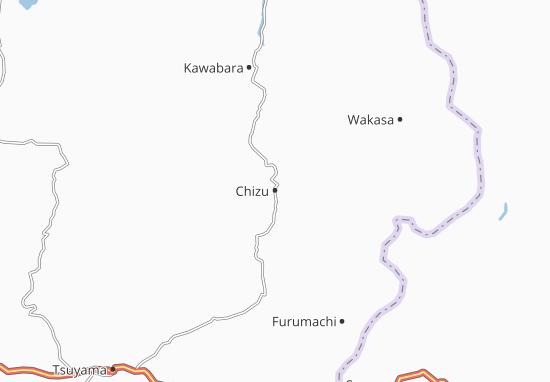 Mapas-Planos Chizu