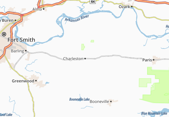 Mapas-Planos Charleston