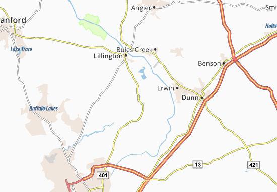 Bunnlevel Map