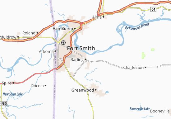 Barling Map