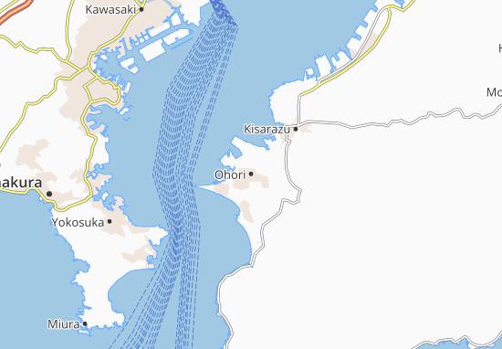 Mapas-Planos Ohori