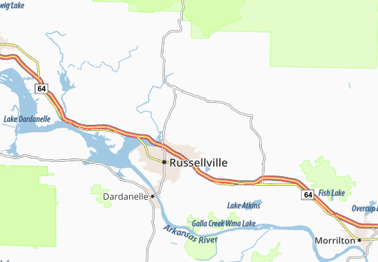 Center Valley Map