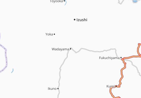 Mappe-Piantine Wadayama