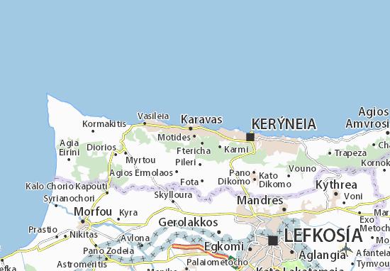 Motides Map