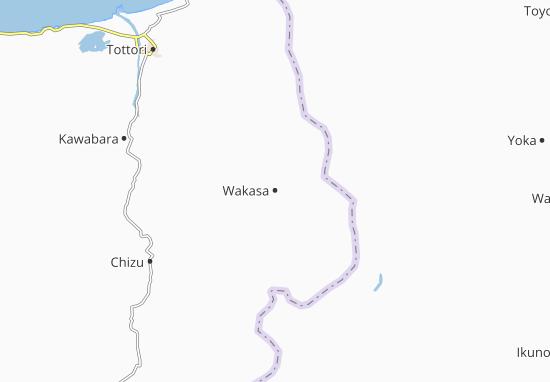 Mapas-Planos Wakasa