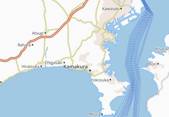 Mapas-Planos Ofuna