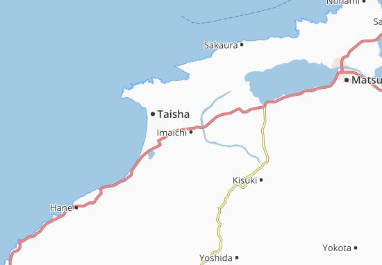 Imaichi Map
