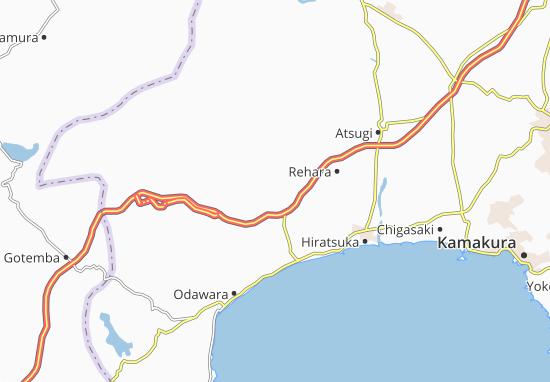 Hatano Map