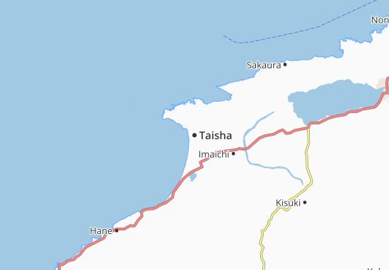 Taisha Map