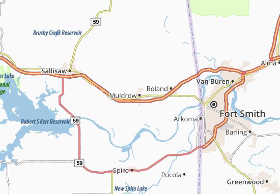 Muldrow Map