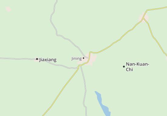 Mapas-Planos Jining