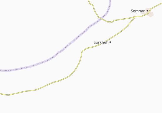 Kaart Plattegrond Lasjerd
