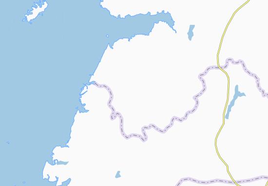 Carte-Plan Gochang