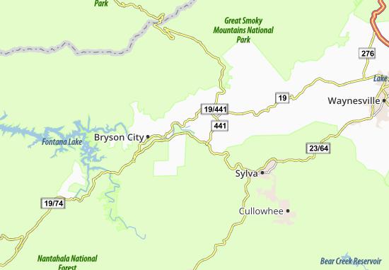 Whittier Map