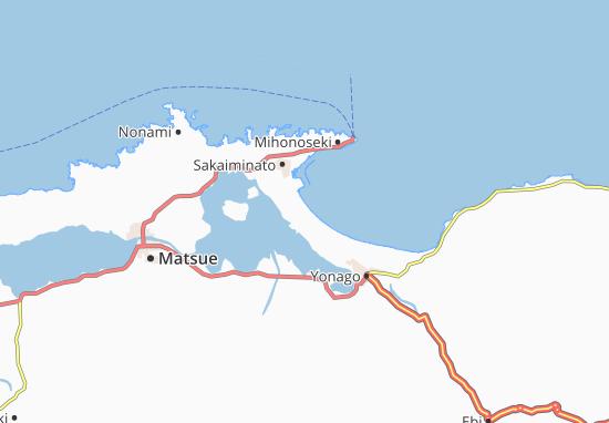 Ko-Shinotsu Map