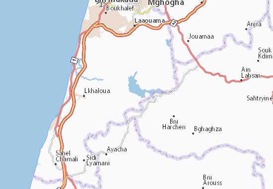 Mapas-Planos Al Manzla