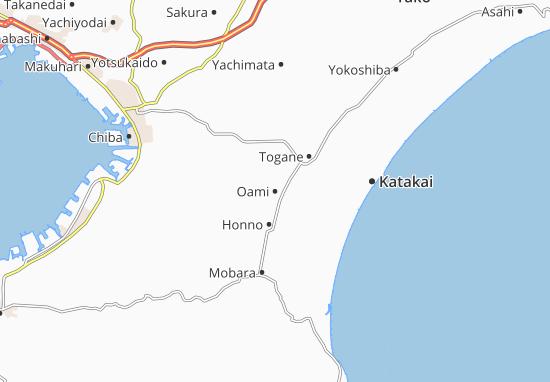 Oami Map