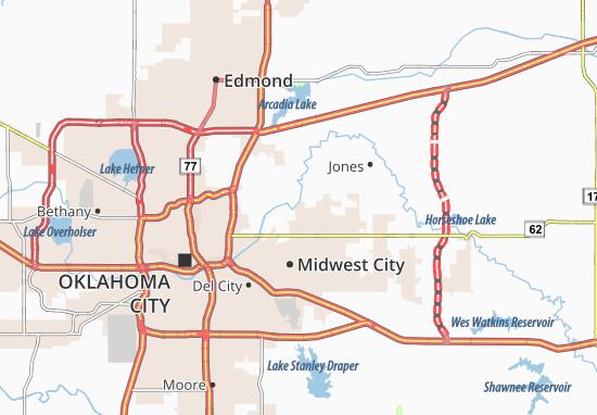 Spencer Map