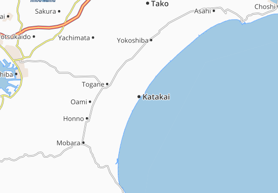 Mapas-Planos Katakai