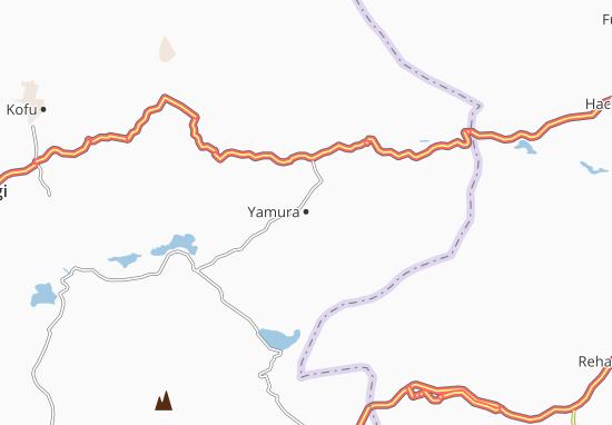 Kaart Plattegrond Yamura