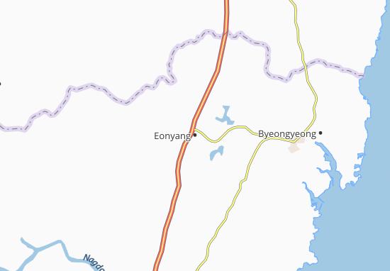 Eonyang Map