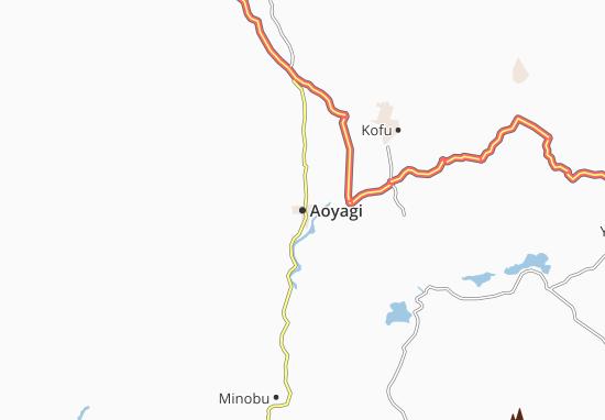 Mapa Plano Aoyagi