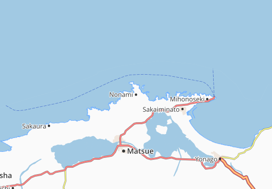 Nonami Map