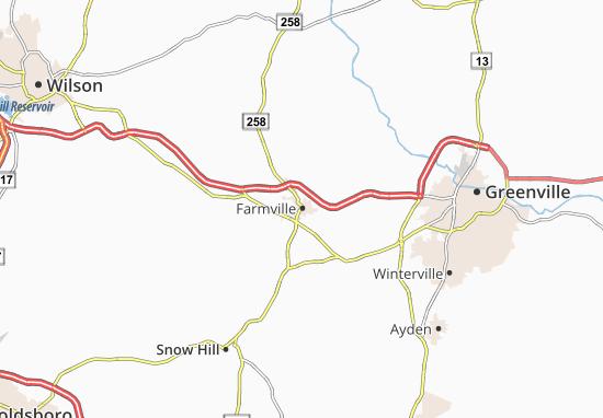 Farmville Map