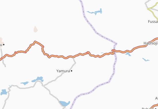 Mapas-Planos Otsuki