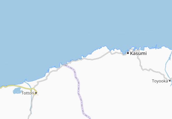 Hamasaka Map