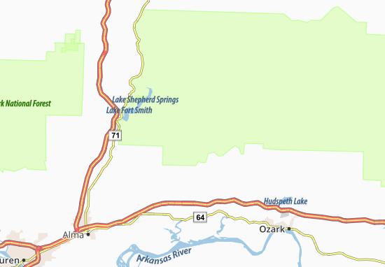 Fern Map