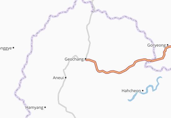 Mappe-Piantine Geochang