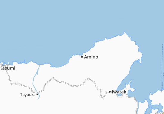 Carte-Plan Amino