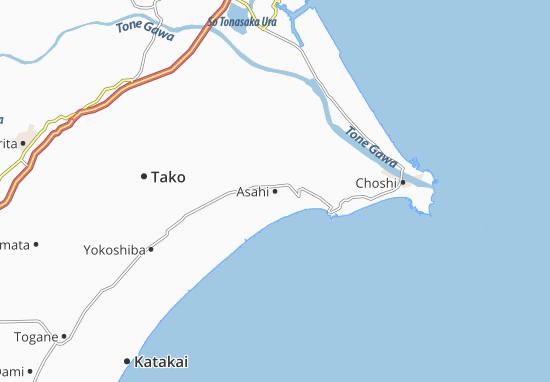 Mappe-Piantine Asahi