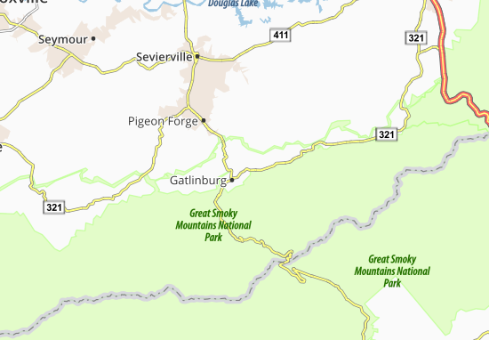 Map of Gatlinburg - Michelin Gatlinburg map - ViaMichelin Gatlinburg Map on st. augustine map, alum cave map, rockwood map, sevierville map, east knoxville map, pigeon forge map, south fulton map, tennessee map, cades cove map, oliver springs map, gleason map, red boiling springs map, city map, monteagle map, mascot map, tellico map, dollywood map, catlettsburg map, hardin valley map, penang hotel map,