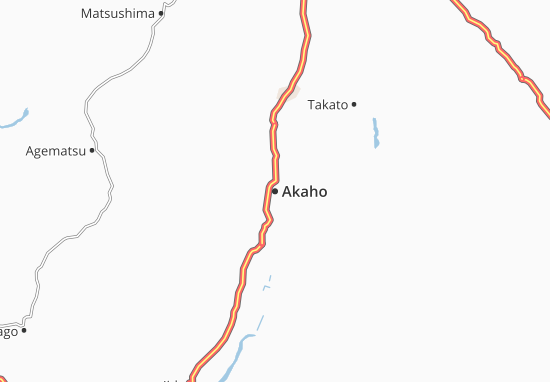 Akaho Map