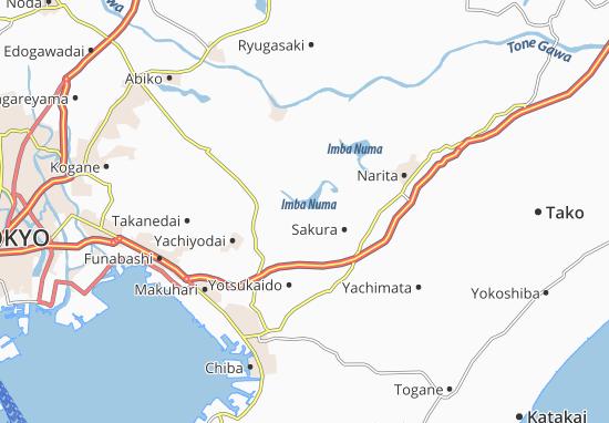 Usui Map