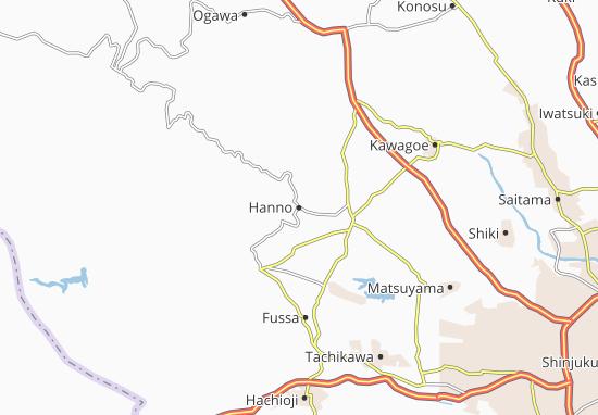 Hanno Map