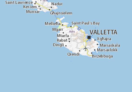 Dingli Map